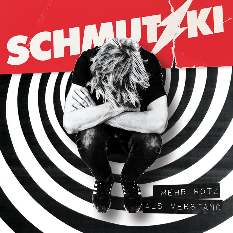 Schmutzki – Mehr Rotz als Verstand - Cover